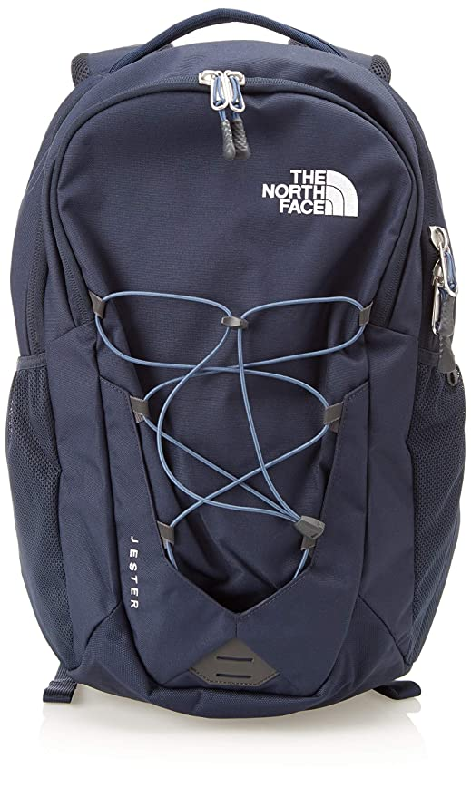 eb0f141b771 THE NORTH FACE Unisex's Jester Backpack, Shady Blue/Urban Navy, One Size