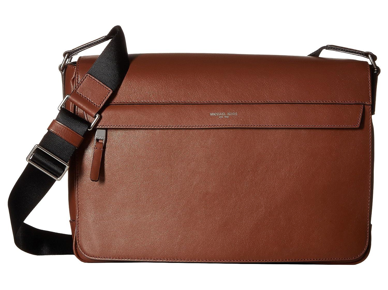 [マイケルコース] Michael Kors メンズ Owen Large Messenger ショルダーバッグ [並行輸入品]  Luggage B01N551RQQ