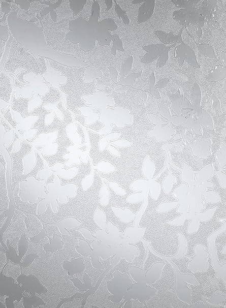 d-c-fix Static Cling Vinyl Window Film Transparent Candice White 45cm x 1.5m