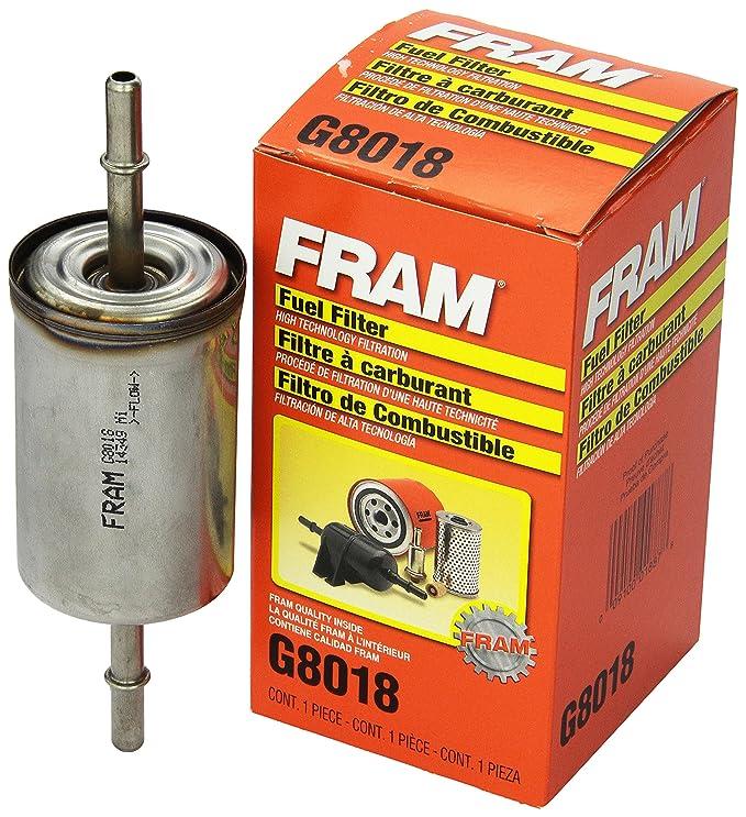 fram g8018 in line fuel filter Diesel Inline Fuel Filter Assembly