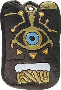 Little Buddy Legend of Zelda Breath of The Wild 1640 Sheikah Slate Cushion Plush Stuffed Plush, Multicolor, 14.5