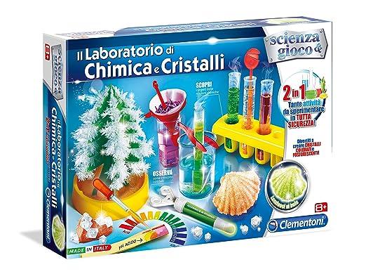 150 opinioni per Clementoni 13991- Il Laboratorio di Chimica e Cristalli