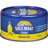 Sole Mare Tuna Olive Oil, 185g