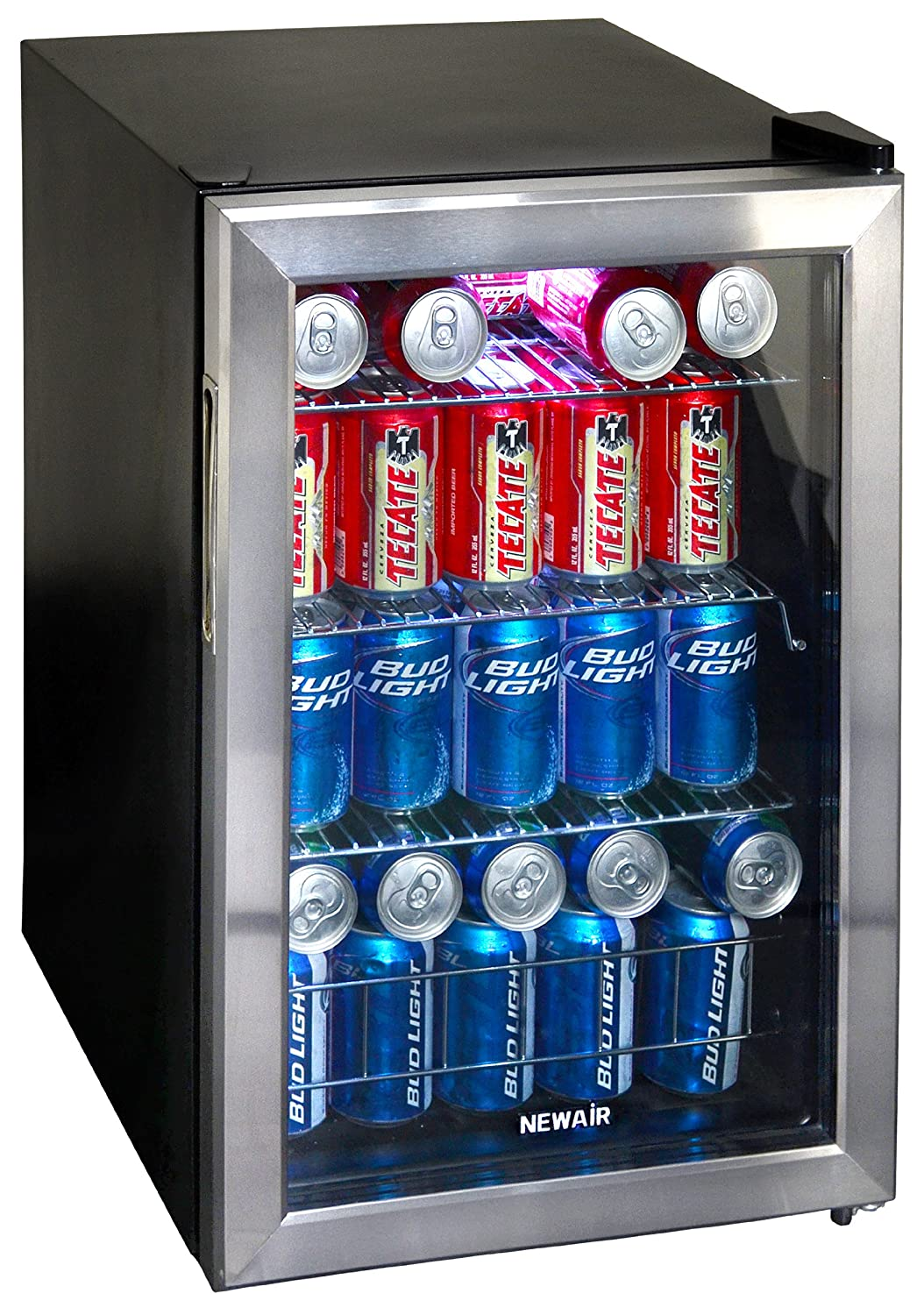 Amazon Newair Beverage Cooler And Refrigerator Small Mini
