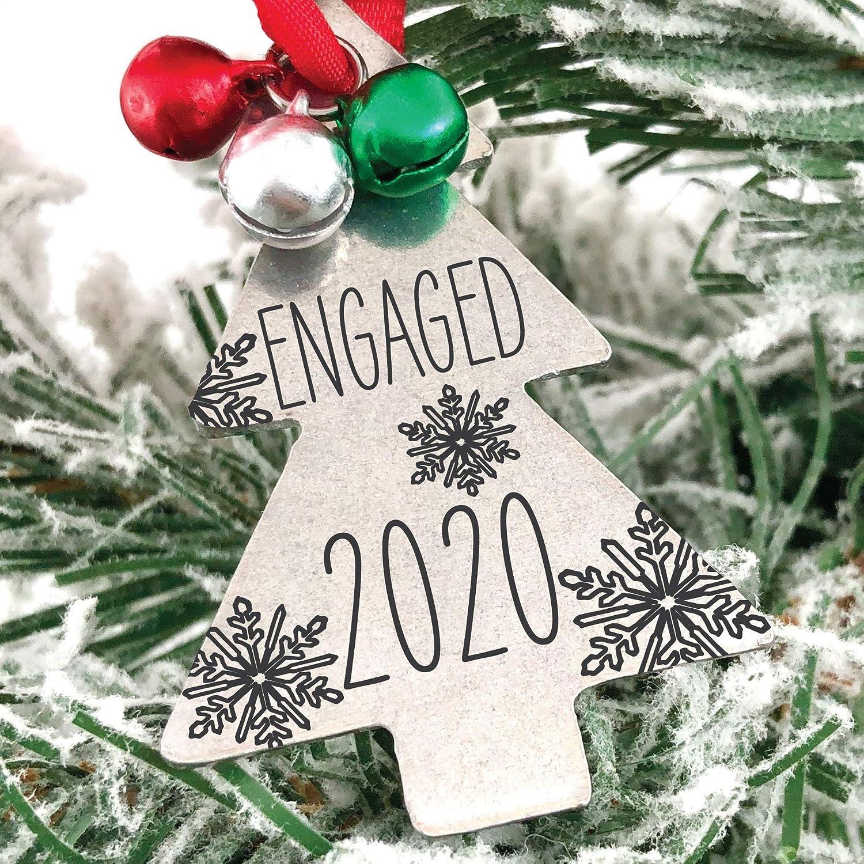 Engaged 2020 Christmas Ornament Amazon.com: Engaged 2020 Ornament Christmas Ornament 2020