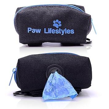 Amazon.com: Perro Paw Lifestyles soporte para bolsas de ...
