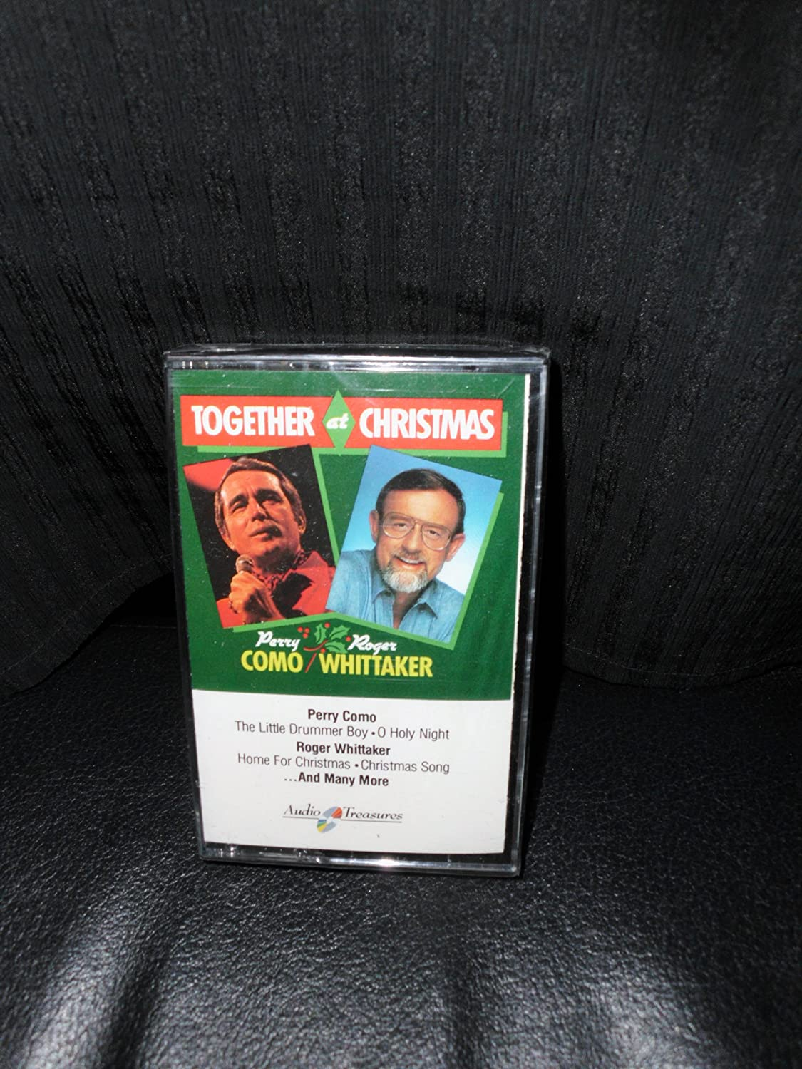 Perry Como, Roger Whittaker - Together At Christmas - Amazon.com Music