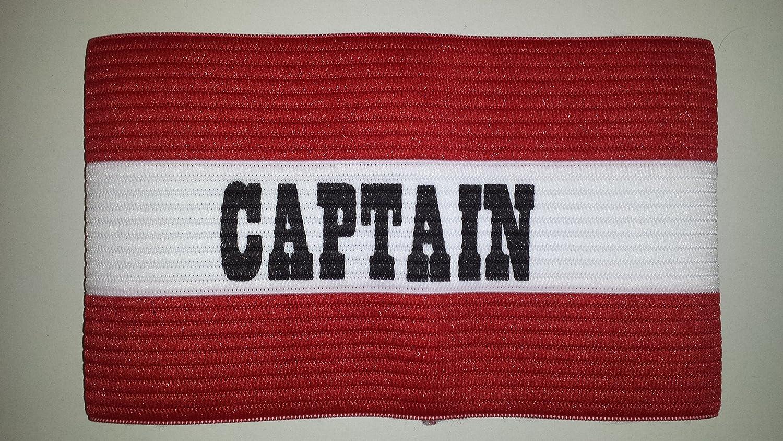 Brassard de capitaine pour Football, Rugby, Hockey bestSport