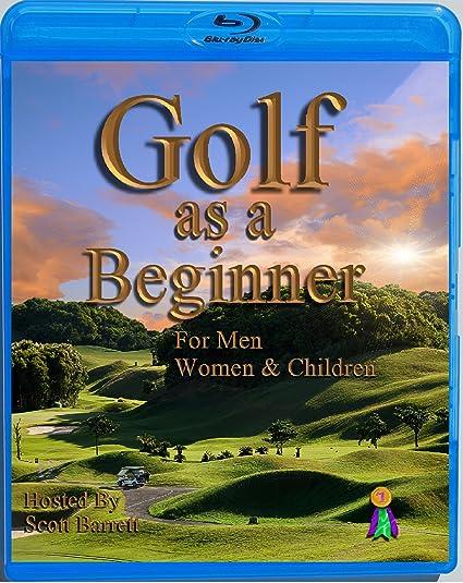 Amazon.com: (Blu-ray) Golf como un Principiante, Golf ...