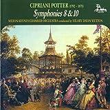Cipriani Potter: Symphonies 8 & 10
