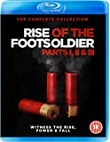 Rise of the Footsoldier Triple Box Set [Blu-ray]
