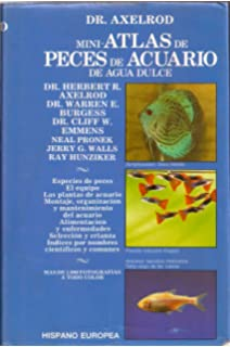 Mini Atlas de Peces de Acuario (Spanish Edition)