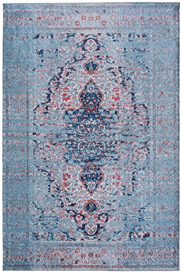 Amazon Com Mylife Rugs Imperia Collection Traditional Vintage Non