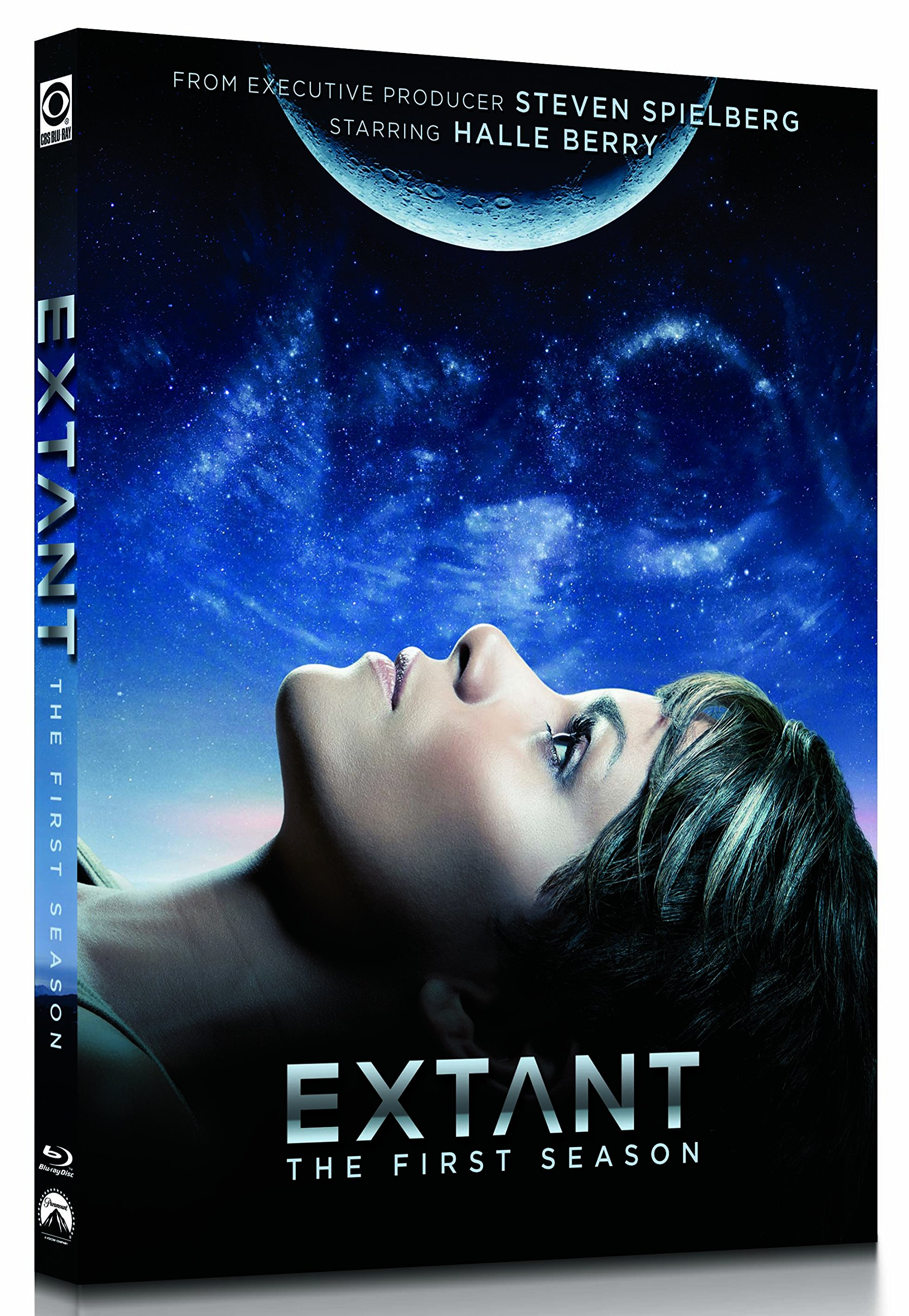 Blu-ray : Extant: The First Season (Boxed Set, Widescreen, Digipack Packaging, Digital Theater System, 4 Disc)