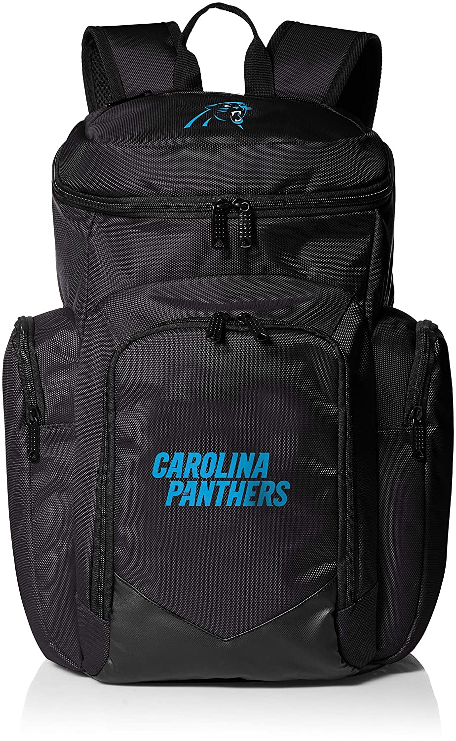 (Carolina Panthers, One Size, Team Color) - FOCO NFL Unisex Traveller Backpack   B073WXYBJW