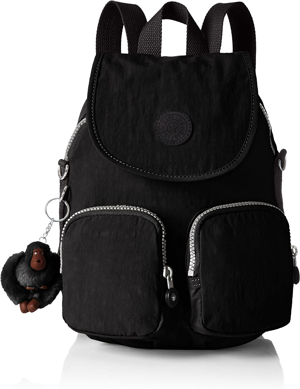 Kipling Women's Backpack, Black, M