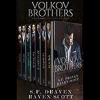 Volkov Brothers The Complete Collection: A Dark Mafia Romance (English Edition)