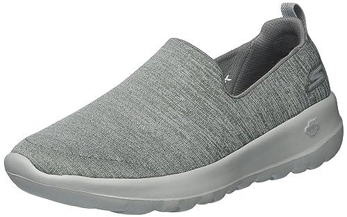 9d1307d8437 Sapatilha Skechers GO WALK JOY gray - Original  Amazon.com.br ...