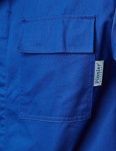 Pionier Bundjacke  9292 Berufsjacke Arbeitsjacke kornblau cotton Jacke  workwear