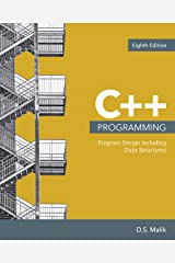 C++ Programming: Program Design Including Data Structures (MindTap Course List) Kindle Edition
