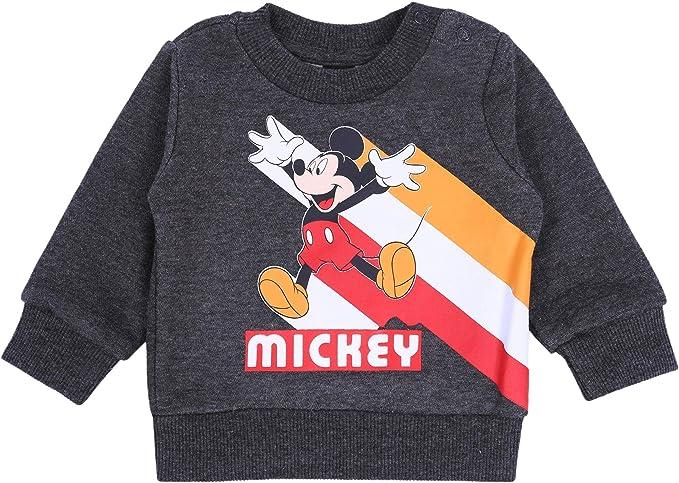 Chándal Gris de niño Mickey Mouse Disney: Amazon.es: Ropa y accesorios