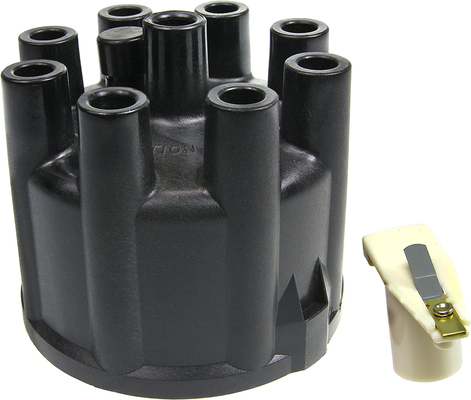 WVE by NTK 3D1072A Distributor Cap and Rotor Kit
