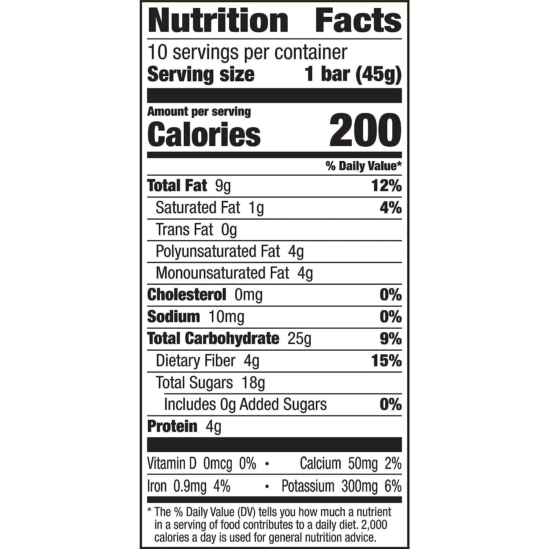Amazon.com: Larabar Gluten Free Bar, Apple Pie, 1.6 oz Bars ...