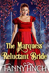 The Marquess' Reluctant Bride: A Clean & Sweet Regency Historical Romance Novel Kindle Edition