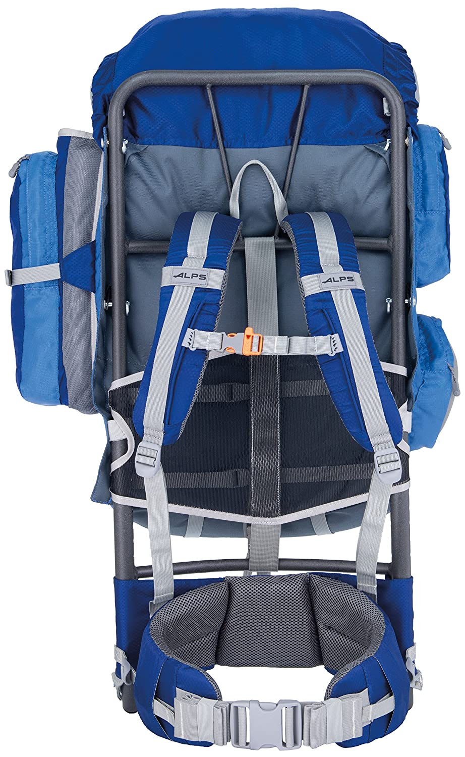 fbcf6e6db435 Amazon.com   ALPS Mountaineering Bryce Nylon Ripstop External Frame Pack  (3600 cubic inch)   External Frame Backpacks   Sports   Outdoors