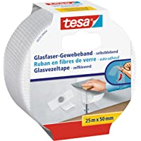 tesa Wall and Ceiling Joint Tape, 25m x 50mm, wit