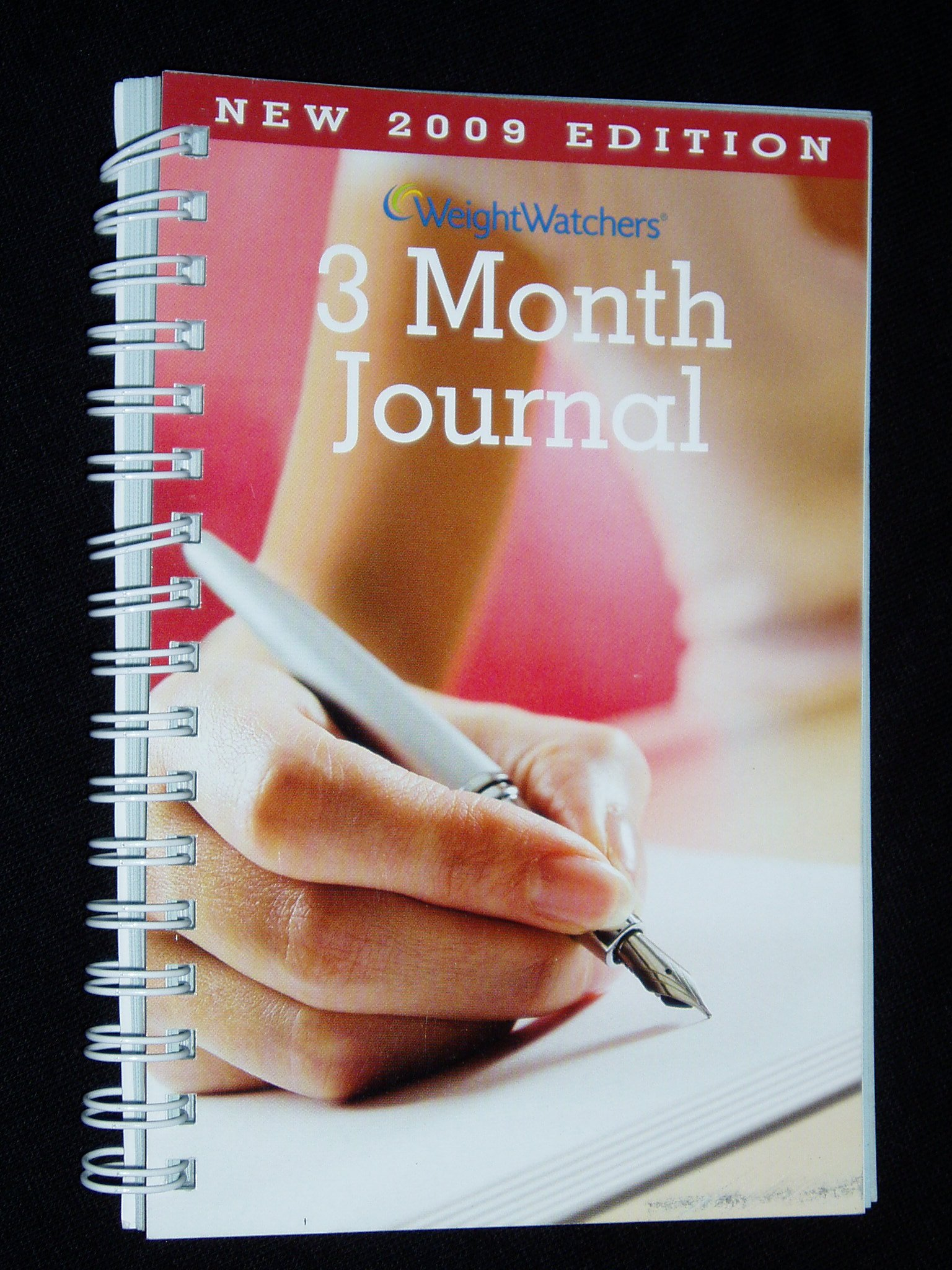 weight watchers 2009 edition 3 month journal weight watchers