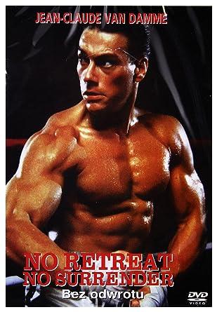 No Retreat, No Surrender DVD IMPORT No hay versión española ...