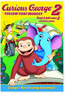 Curious George a Very Monkey Christmas: Amazon.ca: Frank Welker ...