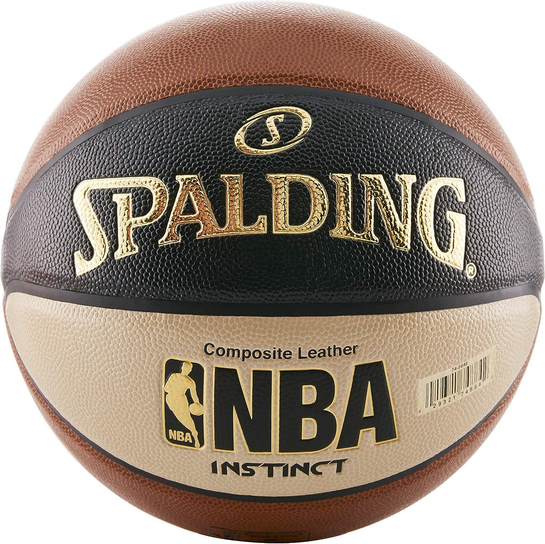 Spalding NBA de la Hombres Instinct – Balón de Baloncesto, Color ...