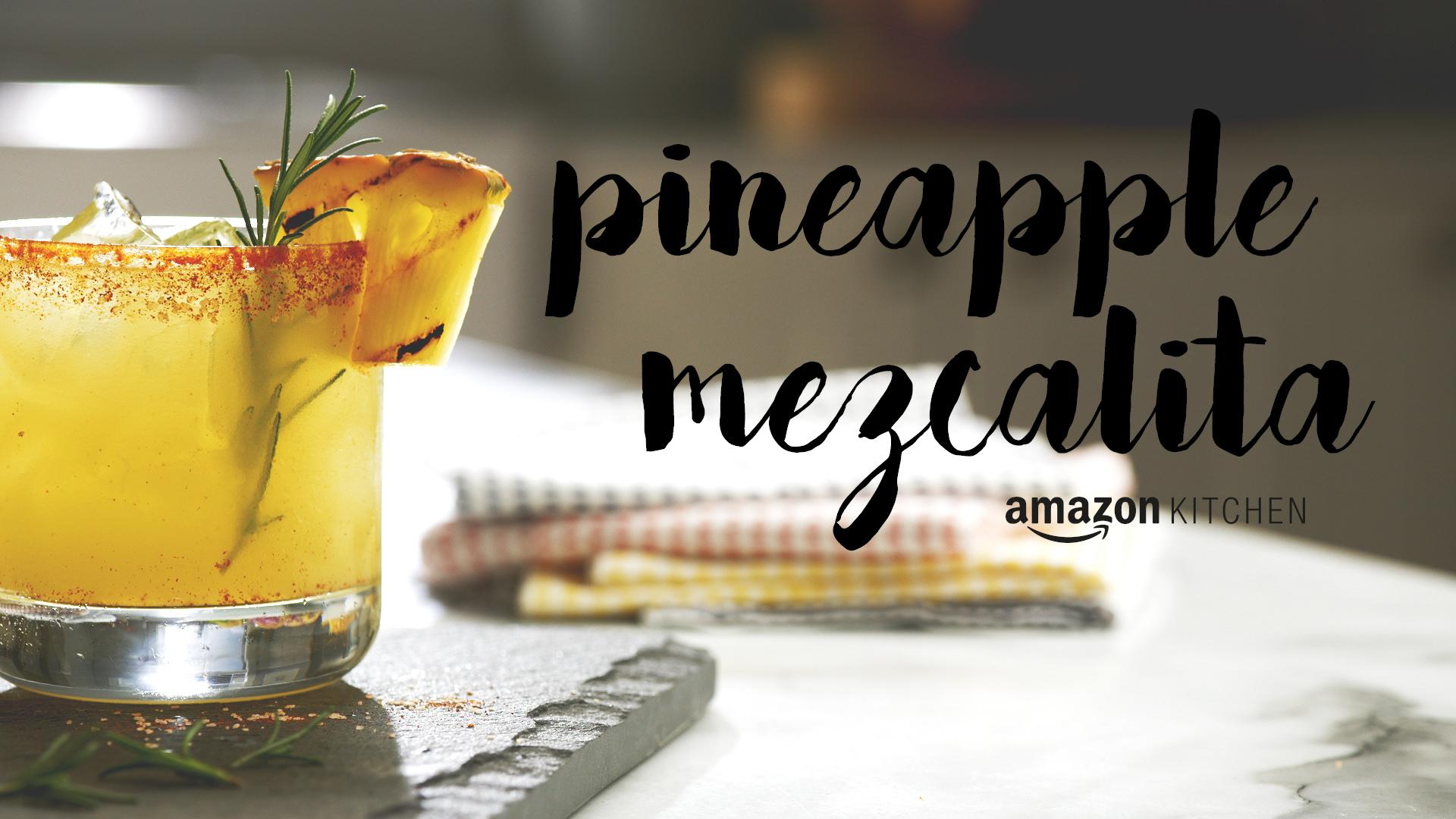 Pineapple Mezcalita