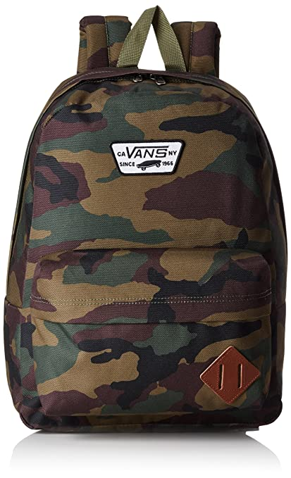 62a0381c3a36e5 Vans Mens Bag One Size Classic Camo  Amazon.in  Bags