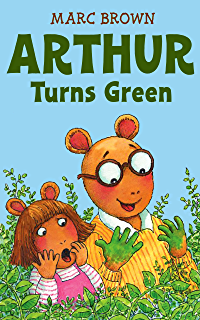 Amazon arthurs teacher trouble arthur adventure series ebook arthur turns green arthur adventure series book 27 fandeluxe Gallery