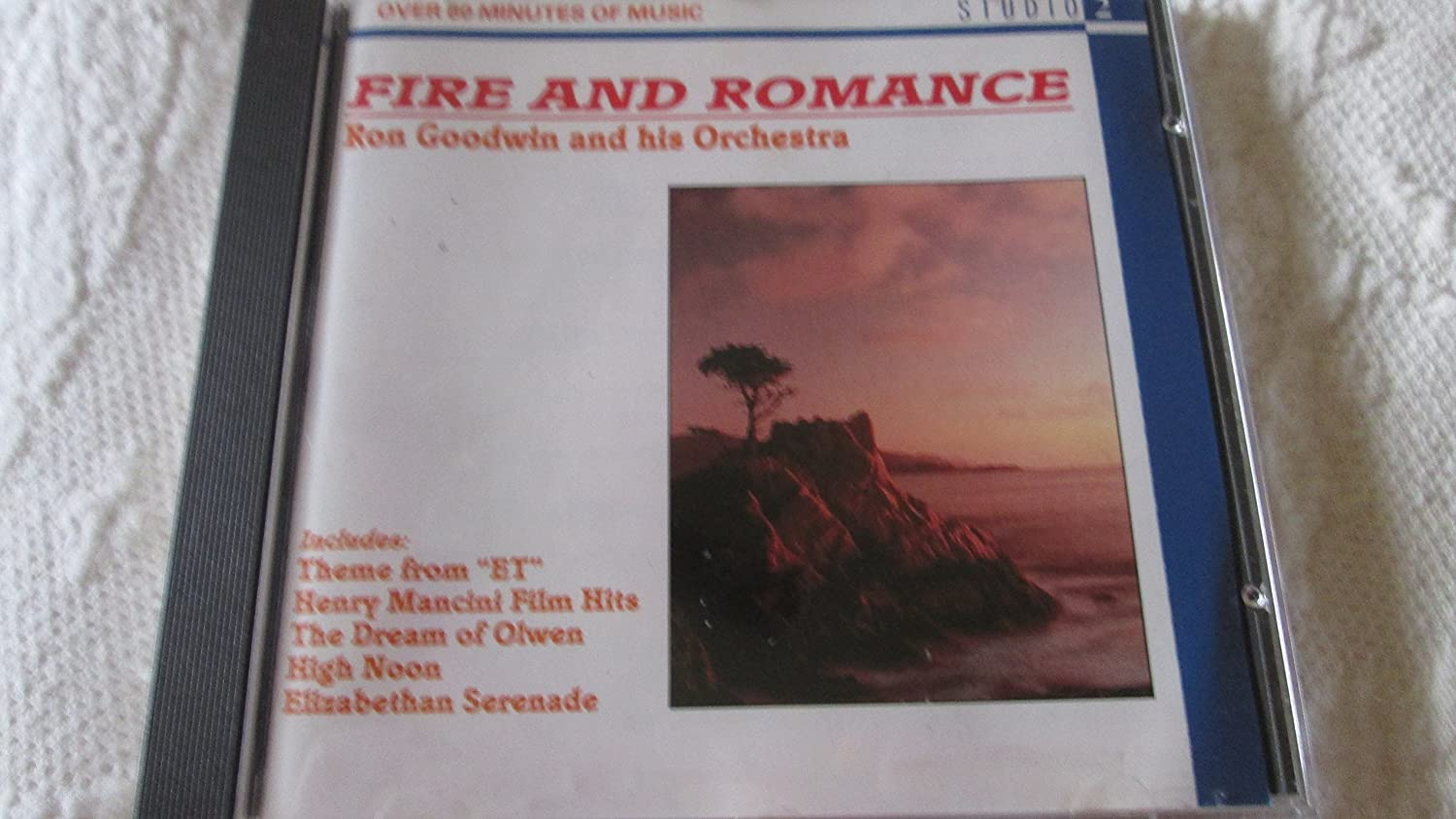 Fire and Romance: Ron Goodwin and his Orchestra: Amazon.es ...