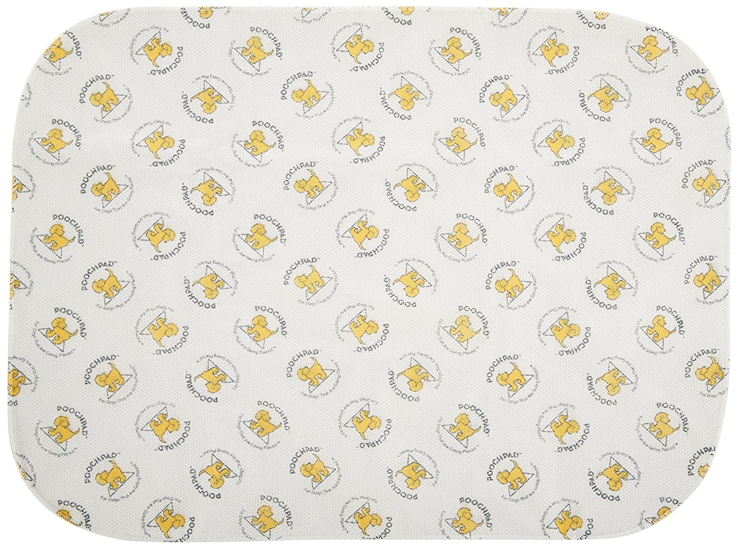 PoochPads PP20273 White PoochPad (3 Pack), Medium 20  x 27