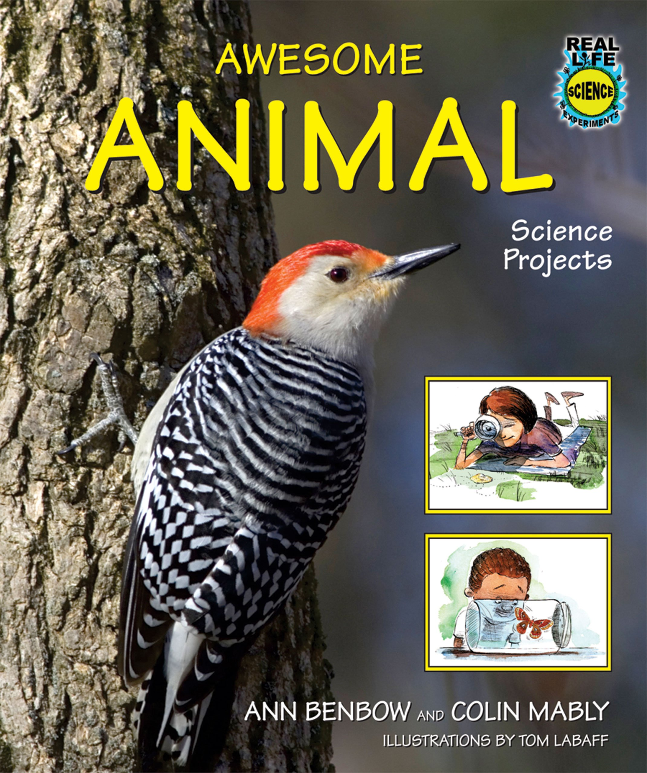 Download Awesome Animal Science Projects (Real Life Science Experiments) ebook