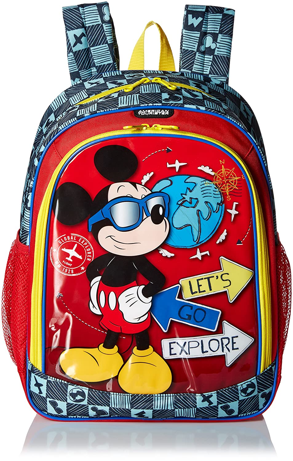 American Tourister Disney Mickey Mouse Backpack Softside