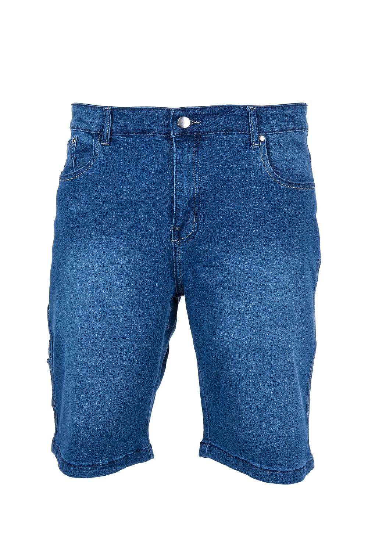 TALLA M. Izas Herat Pantalones Vaqueros Cortos, Hombre