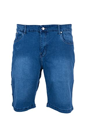 Izas Herat Pantalones Vaqueros Cortos, Hombre