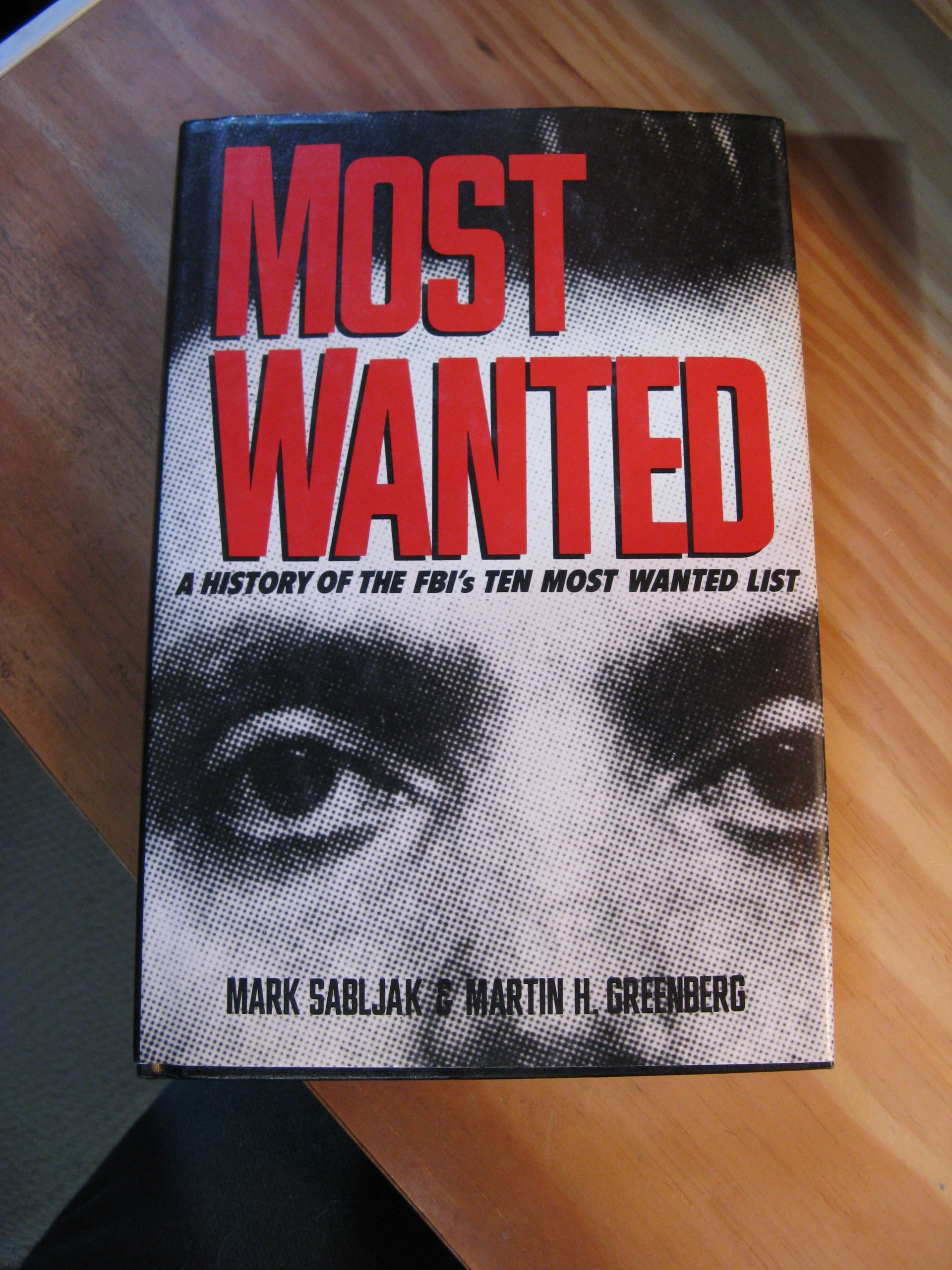 Most Wanted: Mark Sabljak, Martin H  Greenburg, Jean Krulis