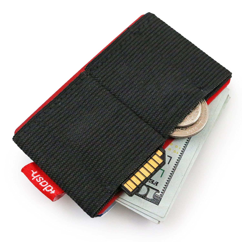 DASH Co. ELASTICO : Ultra Slim Elastic Band Minimalist Front Pocket Men's Wallet 10446746