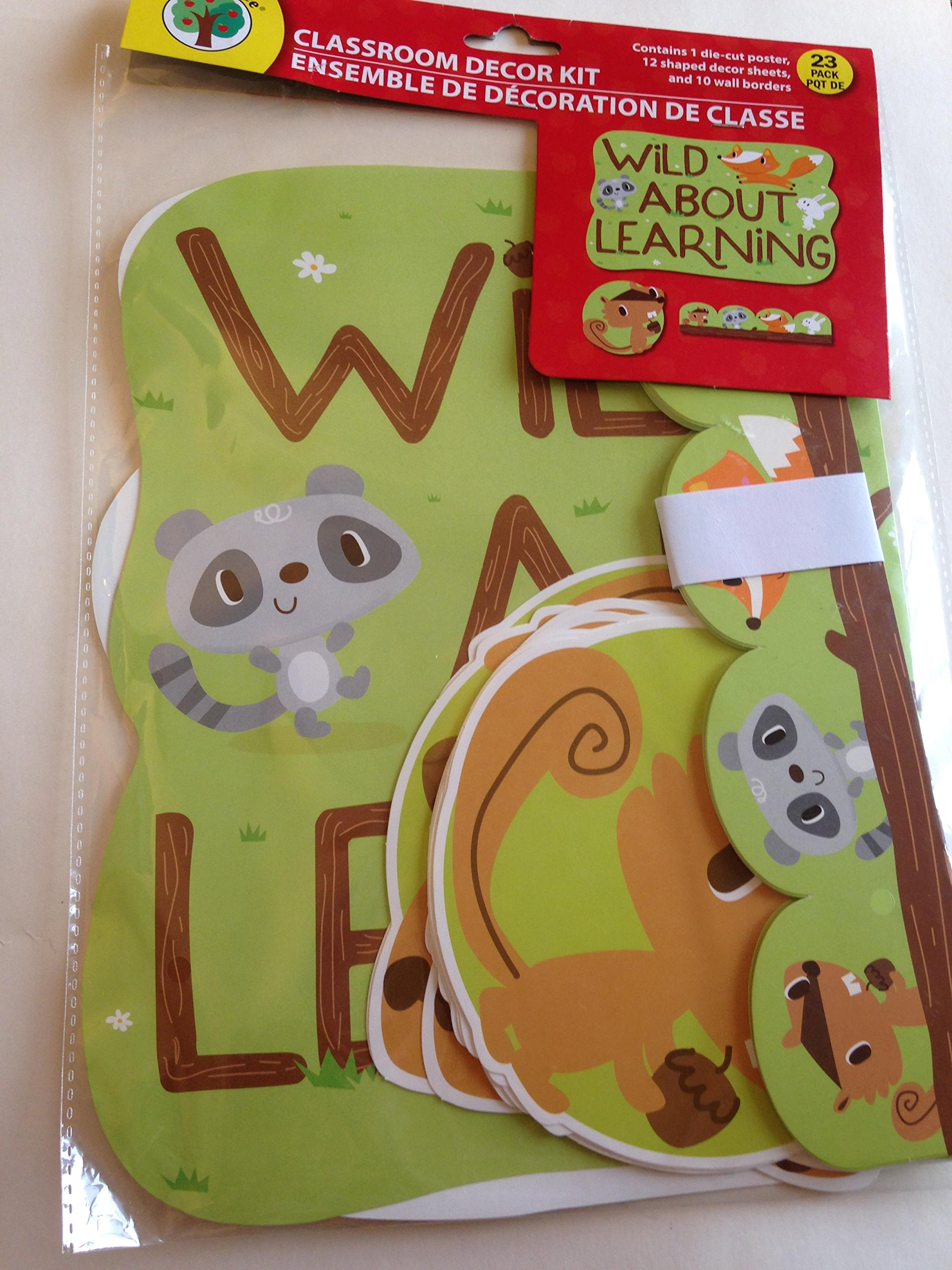Wild About Learning Classroom Decor Kit Teaching Tree