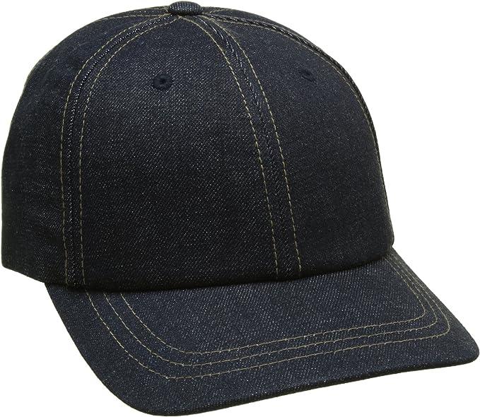 Levis Classic Denim Cap Gorra de béisbol, Azul (Blue 18), Talla ...
