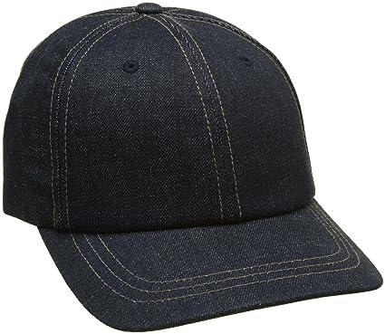 LEVIS FOOTWEAR AND ACCESSORIES Men s Classic Denim Baseball Cap ... 2e8bc21ea23