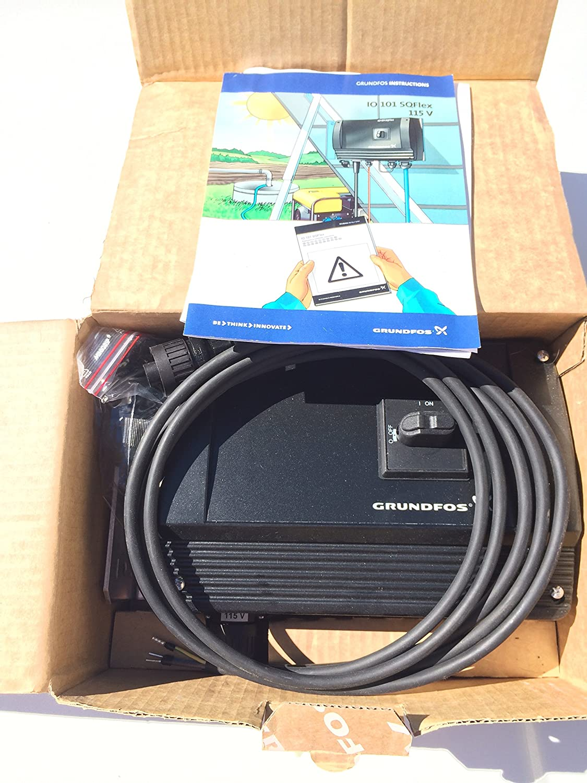 Grundfos Io 101 Sqflex Switch Box Home Improvement Wiring Instructions
