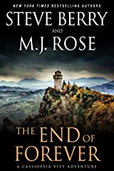 The End of Forever: A Cassiopeia Vitt Adventure (Cassiopeia Vitt Adventure Series Book 4) Kindle Edition